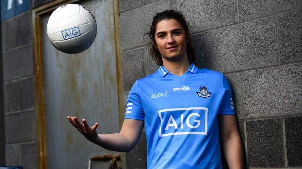 Dublin ladies football