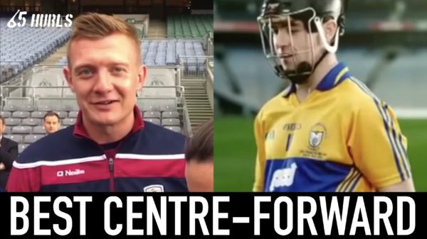 Joe Canning and Tony Kelly