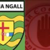 Donegal and Tyrone GAA crests