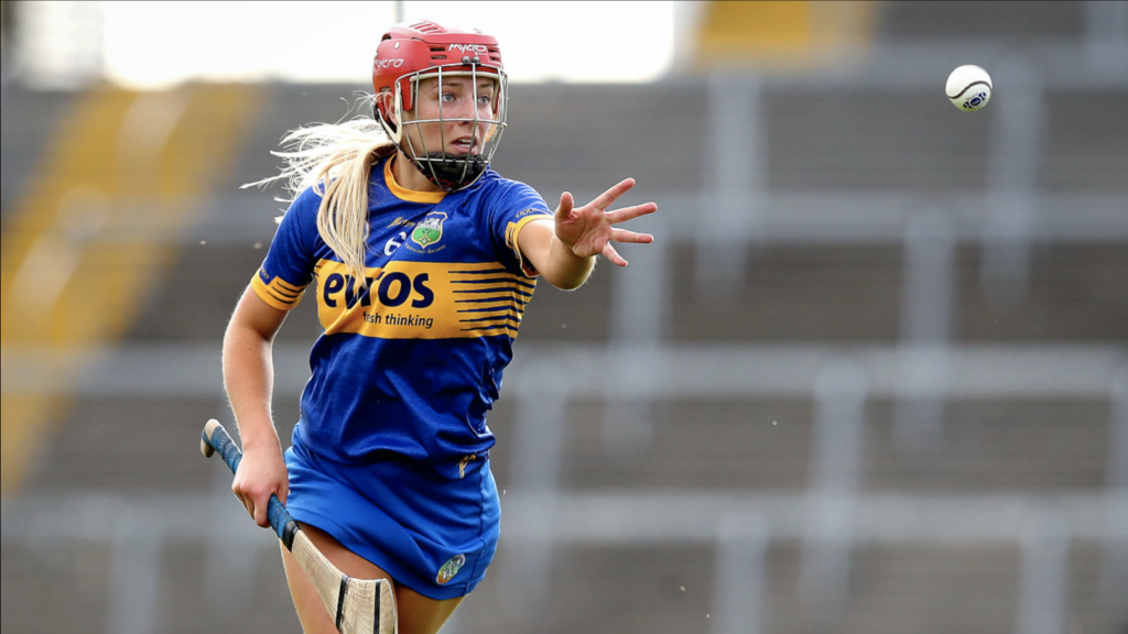Karen Kennedy Tipperary camogie