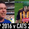 John Bubbles O'Dwyer and Henry Shefflin