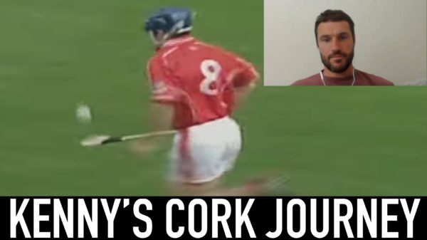 Cork hurler Tom Kenny