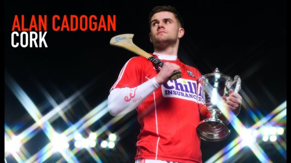 Cork hurler Alan Cadogan